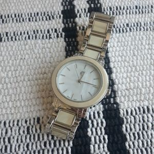 Beautiful silver watch